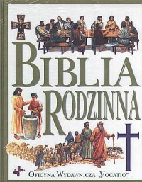 Biblia rodzinna - okładka książki