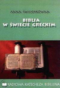 Biblia w świecie greckim - okładka książki
