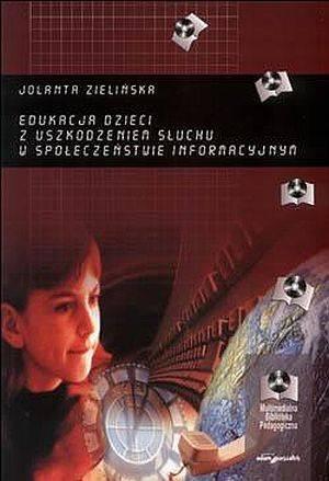 Edukacja dzieci z uszkodzeniem - okładka książki