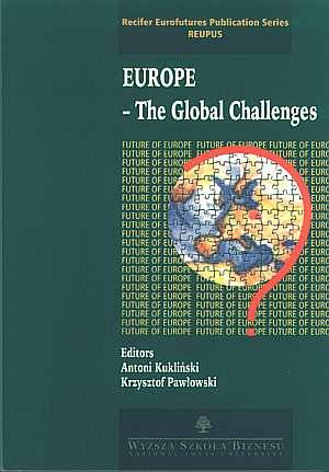 Europe - the global challenges. - okładka książki