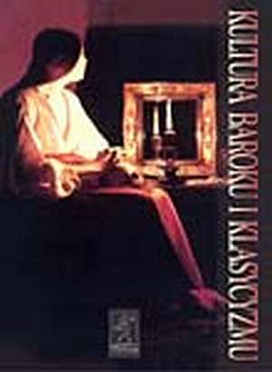 Kultura baroku i klasycyzmu. Teka - okładka książki