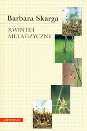 Kwintet metafizyczny - okładka książki