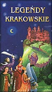 Legendy krakowskie - okładka książki