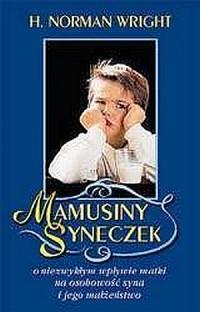 Mamusiny syneczek - okładka książki