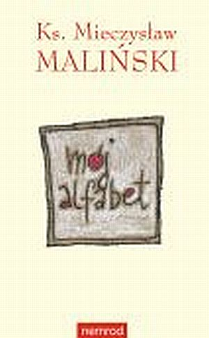 Mój alfabet - okładka książki