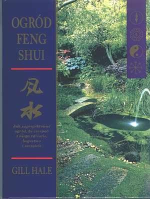 Ogród feng shui - okładka książki