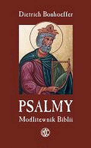 Psalmy. Modlitewnik Biblii - okładka książki
