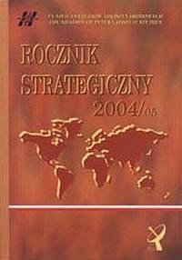 Rocznik strategiczny (2004/05) - okładka książki