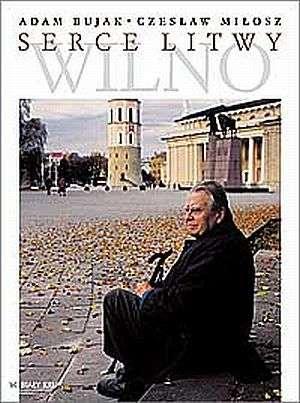 Serce Litwy. Wilno - okładka książki