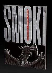 Smoki. Opowiadania, grafika, komiks - okładka książki