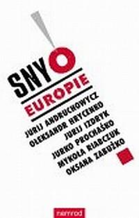 Sny o Europie - okładka książki
