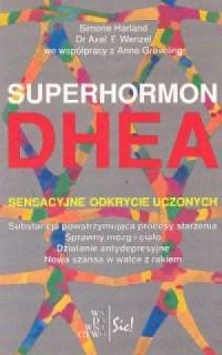 Superhormon DHEA - okładka książki