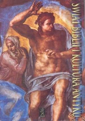 Świat Biblii i kultura antyku. - okładka książki