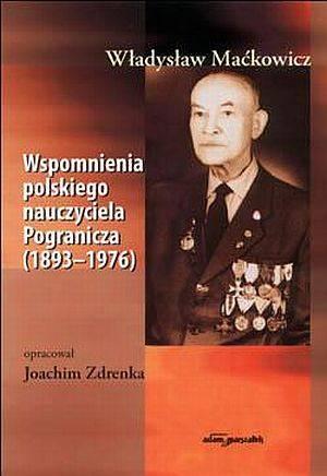 Wspomnienia polskiego nauczyciela - okładka książki