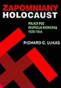Zapomniany holocaust - okładka książki