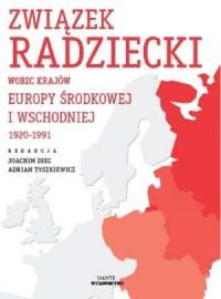 Związek Radziecki wobec krajów - okładka książki