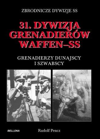 31. Dywizja Grenadierów Waffen-SS - okładka książki