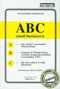 ABC small businessu 02/2011 - okładka książki