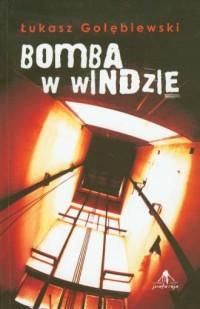 Bomba w windzie - okładka książki
