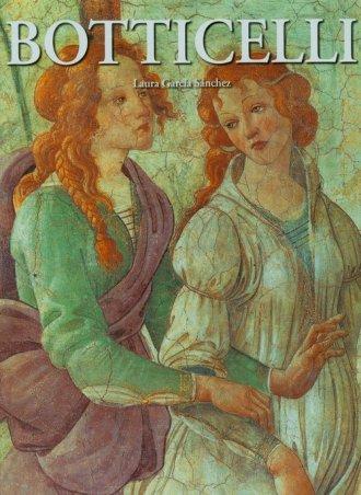 Botticelli - okładka książki