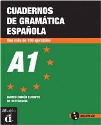 Cuadernos de gramatica Espanola. Zeszyty gramatyczne. A1 - okładka podręcznika