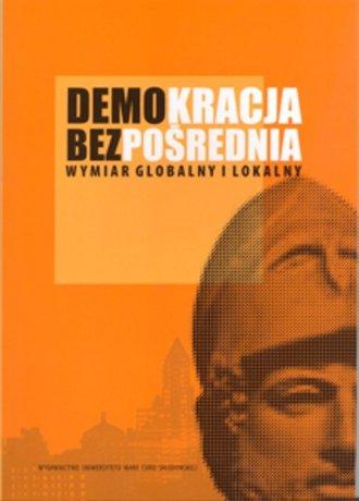 Demokracja bezpośrednia Wymiar - okładka książki