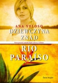 Dziewczyna znad Rio Paraiso - okładka książki