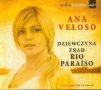 Dziewczyna znad Rio Paraiso. Czyta: Maria Buczek (płyta CD mp3) - pudełko audiobooku