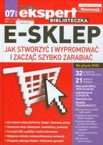 E - sklep. Komputer Świat Nr 07/2010 - okładka książki