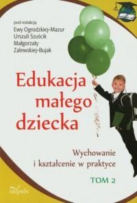 Edukacja małego dziecka. Wychowanie - okładka podręcznika