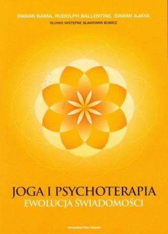 Joga i psychoterapia - okładka książki