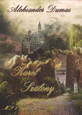 Karol Szalony (CD) - pudełko audiobooku