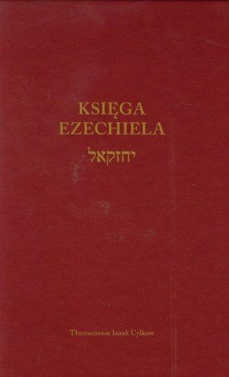 Księga Ezechiela - okładka książki