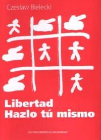 Libertad. Hazlo tu mismo - okładka książki