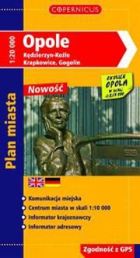 Opole, Kędzierzyn-Koźle, Krapkowice, Gogolin - okładka książki
