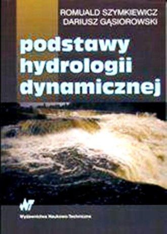 Podstawy hydrologii dynamicznej - okładka książki