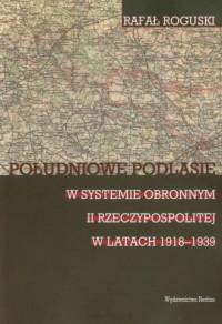 Południowe Podlasie w systemie - okładka książki