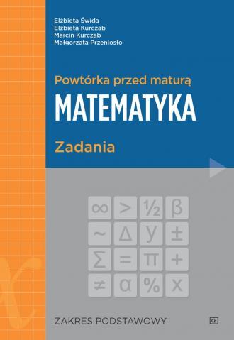 Powtórka przed maturą. Matematyka. - okładka podręcznika