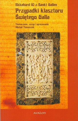 Przypadki klasztoru świętego Galla - okładka książki