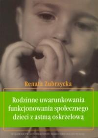 Rodzinne uwarunkowania funkcjonowania - okładka książki
