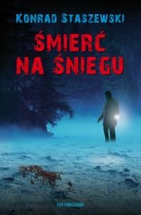 Śmierć na śniegu - okładka książki