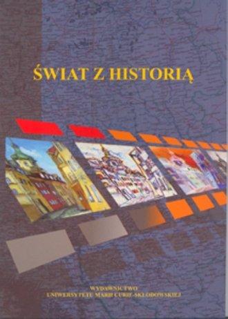 Świat z historią - okładka książki
