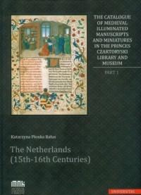 The Catalogue of Medieval Illuminated - okładka książki