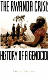 The Rwanda Crisis - okładka książki