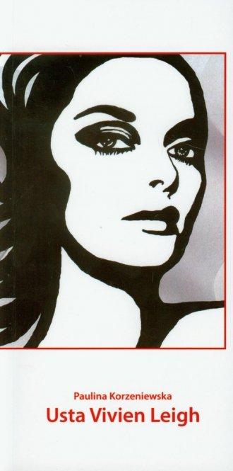 Usta Vivien Leigh - okładka książki