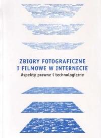 okładka książki - Zbiory fotograficzne i filmowe