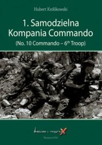 1 Samodzielna Kompania Commando - okładka książki