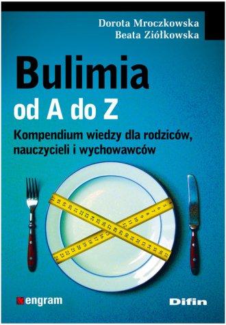 Bulimia od A do Z - okładka książki