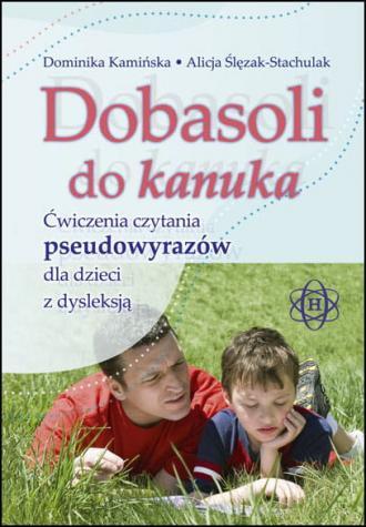 Dobasoli do kanuka. Ćwiczenia czytania - okładka podręcznika