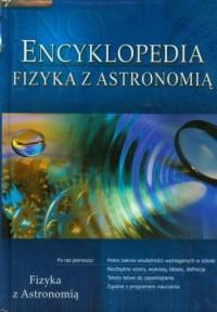 Encyklopedia fizyka z astronomią - okładka książki